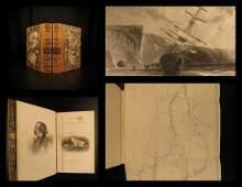 1857 Elisha Kane Arctic Explorations Voyage Franklin