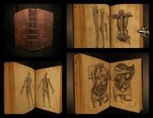 1784 1ed System of Human Anatomy Monro Innes Eyes Brain