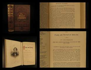 1878 IRELAND Prose and Poetry John O'Kane Murray