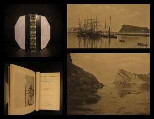 1901 1st ed FISHING Sea and Coast Strategy Angling FISH