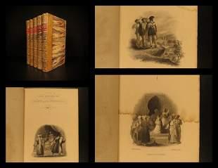 1832 History of Spain & Portugal Lardner Spanish