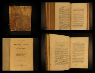 1851 1st ed Oneida County New York Six Nation INDIANS