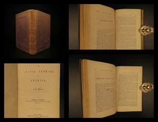 1850 1ed Edgar Allan Poe Living Authors America Powell