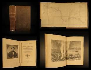 1858 1ed David Livingstone Missionary Travels