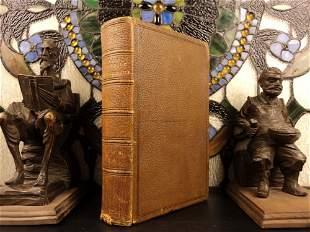 1866 1ed Voyages Sir John Mandeville Holy Land Inspired