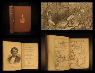 1875 David Livingstone Last Journals Scottish African