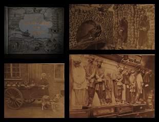 1892 Around the World Illustrated ART Views Egypt