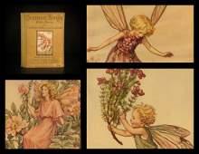 1927 1ed Flower Fairies Summer Songs Cicely Barker