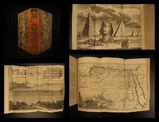 1747 1ed Bible History Creation Noah Flood EGYPT