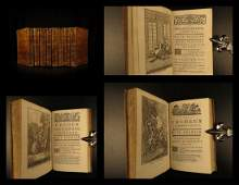 1779 Theatre of MOLIERE French Literature Misanthrope