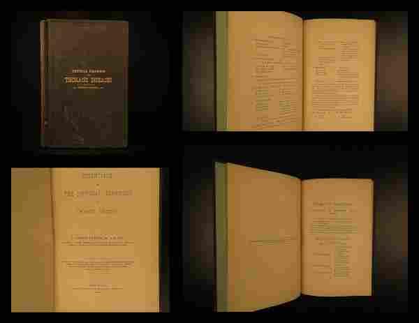 1885 1ed Medicine & Surgery Physical Diagnosis Thoracic