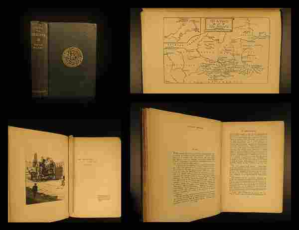 1896 1ed Thomas Hardy Jude the Obscure Novel Victorian