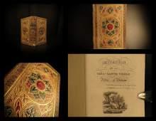 1829 FINE BINDING Imitation of Mary Catholic Mariology