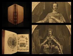 1861 William Shakespeare Histories King John Richard II