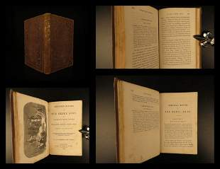 1862 1ed Confederate CSA Thirteen Months in Rebel Army