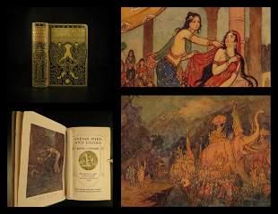 1924 Indian Myth and Legend INDIA Hindu gods Shiva