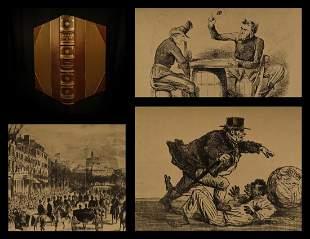 1926 1st ed Abraham Lincoln Autobiography Civil War