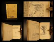 1926 TRUE 1st ed Winnie the Pooh AA Milne Illustrated