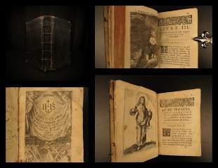 1640 Imitation of Christ Thomas a Kempis Catholic