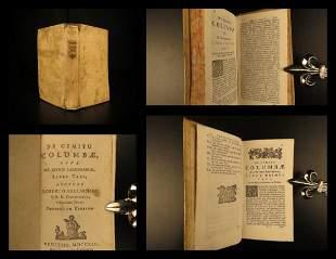 1746 Jesuit Bellarmine of Galileo Trials Value of Tears