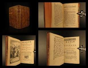 1746 Spy of Thomas Kouli-Kan Politics Persia TURKISH