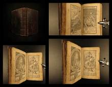 1768 Anglican Book of Common Prayer Bible Psalms
