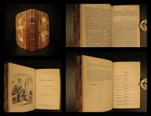1850 Charles Dickens Oliver Twist Cruikshank