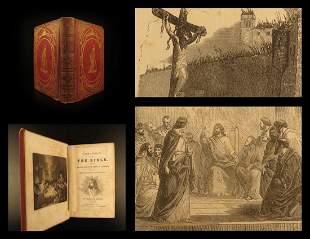 1852 Bible Conquests Milner Church History Jerusalem