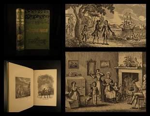 1860 Life of Benjamin Franklin Americana Politics