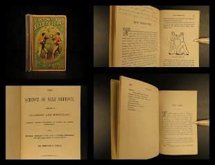 1867 1ed BOXING Science of Self Defense Pugilism