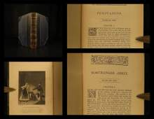 1882 Jane Austen Novels Northanger Abbey & Persuasion