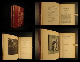 1888 Hunchback of Notre Dame Victor Hugo