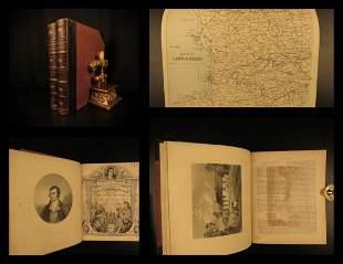 1896 Robert Burns Scottish Literature Poetry Poems Song