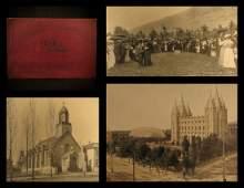 1899 1ed Mormon Utah & People Mormonism Illustrated