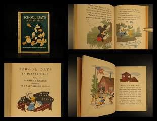 1939 1ed DISNEY Mickey Mouse