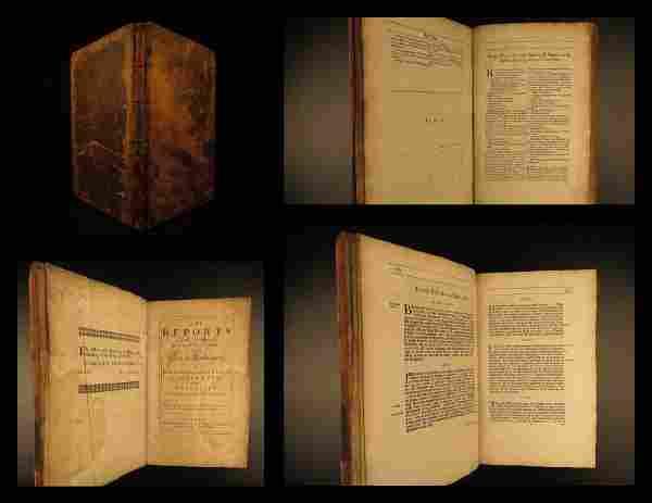 675 Tudor English LAW Reports Sir John Savile Queen