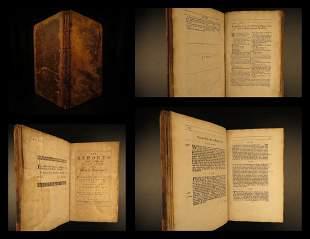 1675 Tudor English LAW Reports Sir John Savile Queen