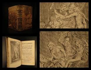 1762 Passion of Jesus Christ Catholic BIBLE ART