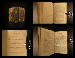 1840 Revivals Charles Finney Evangelism BIBLE Sermons