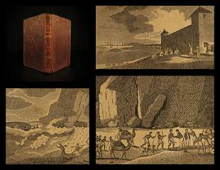 1843 FAMOUS Narrative of Commerce Shipwreck James Riley