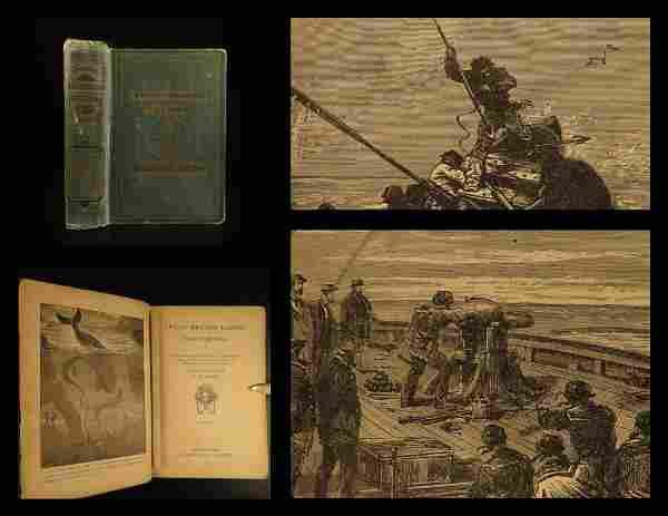 1877 Jules VERNE 20,000 Leagues Under the Sea Author's