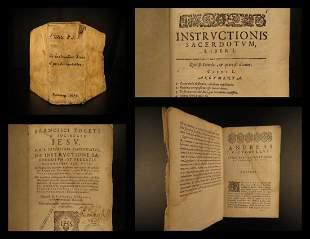 1636 Francisco of Toledo Spanish Jesuit Sacerdotum