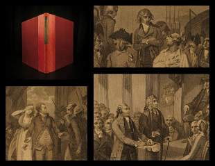 1793 1ed Narrative of Louis XVI Trial & Execution