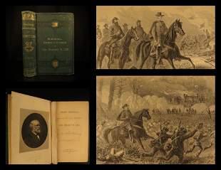 1876 Robert E Lee Civil WAR Confederate Letters