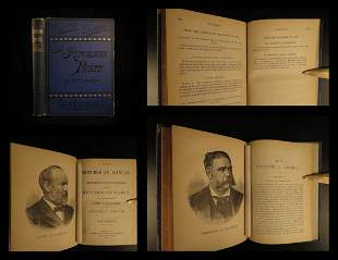 1880 1st ed Republican American Government Politics