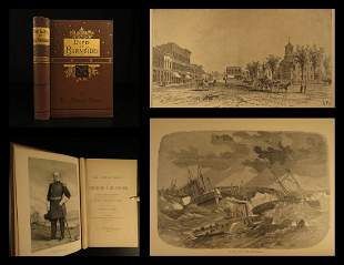 1882 CIVIL WAR 1st ed General Ambrose Burnside Union