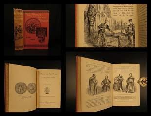 1882 UK ed Mark Twain The Prince and the Pauper