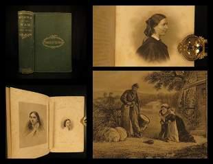 1866 1ed Women of the Civil War Americana Gettysburg