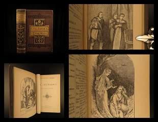 1880 Samuel Coleridge Rime of the Ancient Mariner