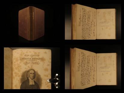 1837 1ed Jonathan Edwards & David Brainerd Native INDIA